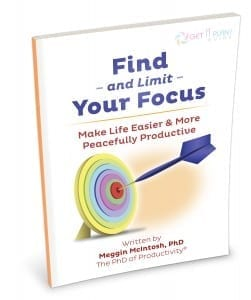 Find & Limit Your Focus