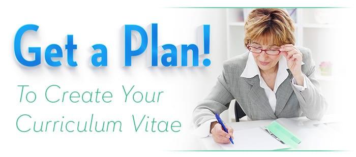 Create Your Curriculum Vitae