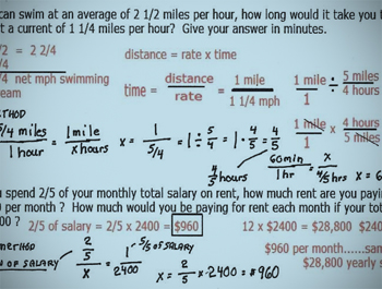Mathematics Word Problems – What If You Asked the Question First ...