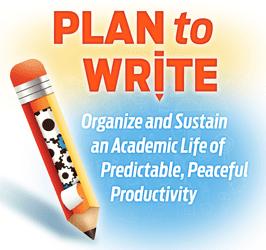 Plan to Write!