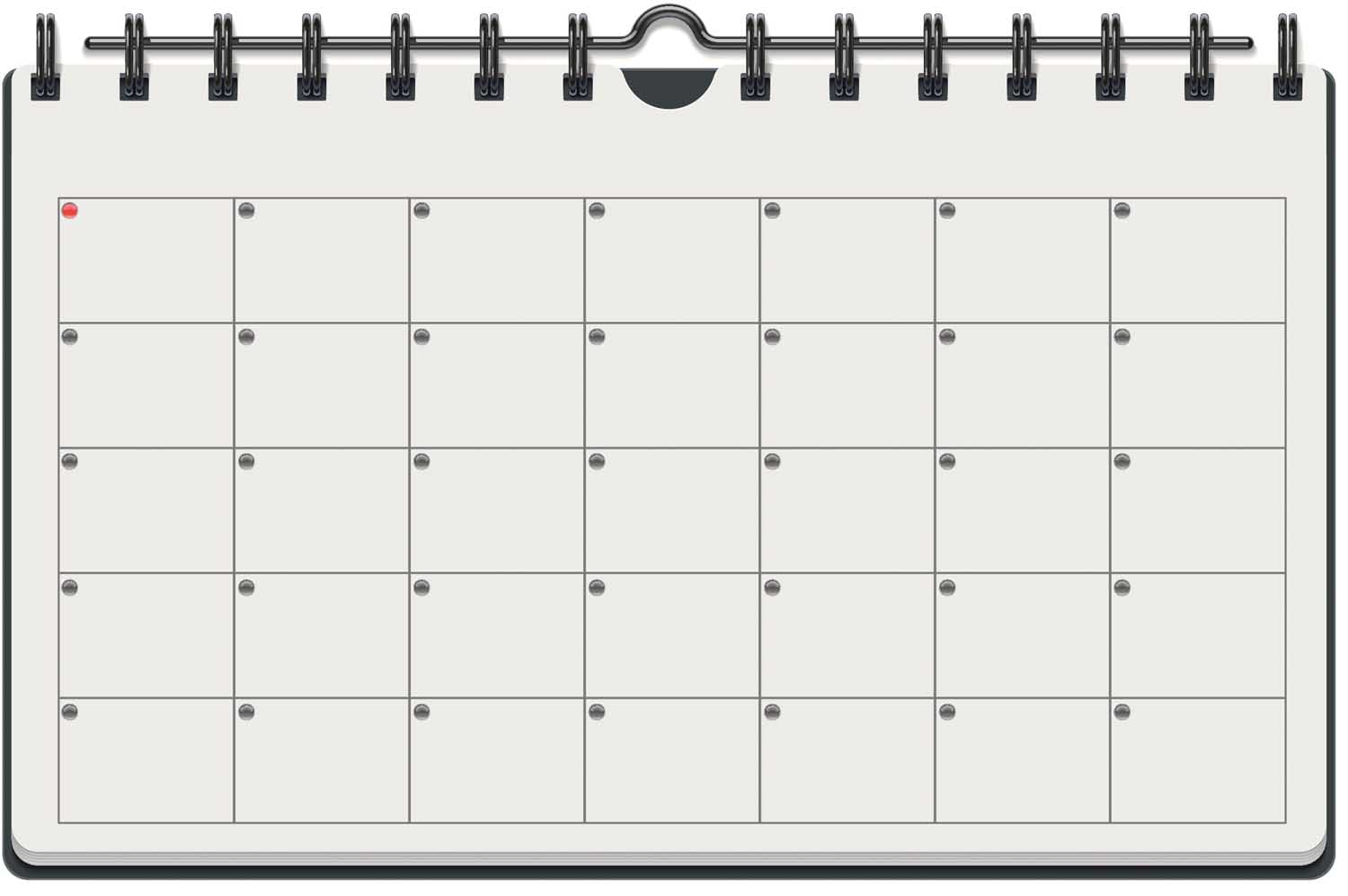 Calendar Graphic Template : Coaching new clients emphasis on excellence inc