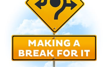Making a Break for It – for Academics