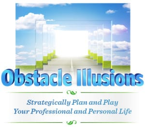 Obstacle Illusions - Are You Delusional?