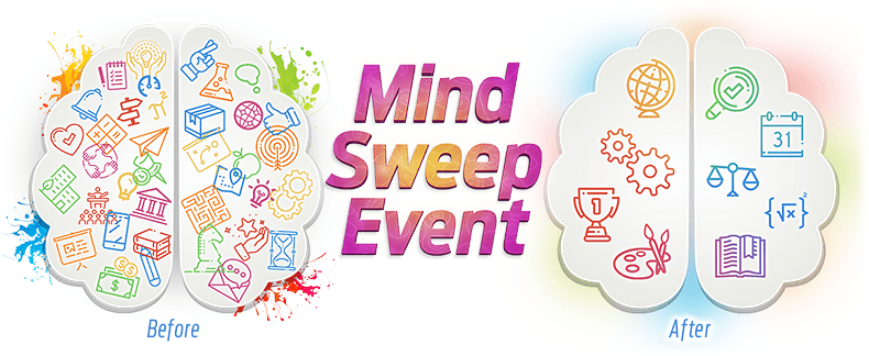 Mind Sweep Self-paced, Self-study Program for Productive People
