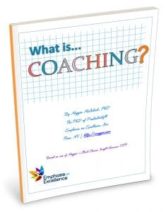 What Is... Coaching?