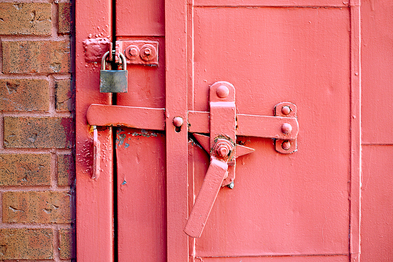 Keeping the Doors Closed and Why That Makes Sense in Your Life